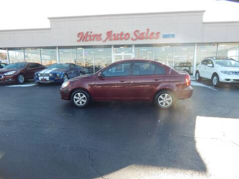 2008 Hyundai Accent for sale at Mira Auto Sales in Dayton OH