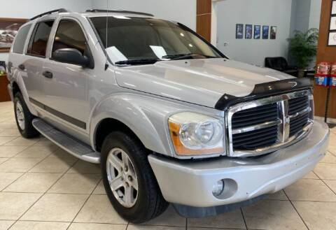 2006 Dodge Durango for sale at Adams Auto Group Inc. in Charlotte NC