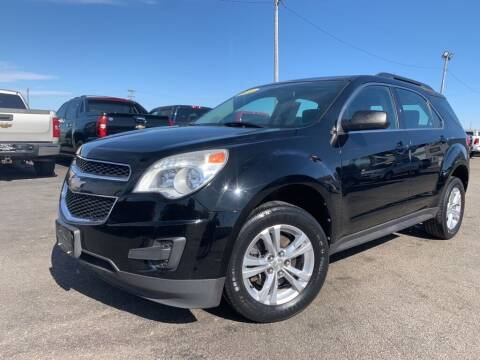 2011 Chevrolet Equinox for sale at Superior Auto Mall of Chenoa in Chenoa IL