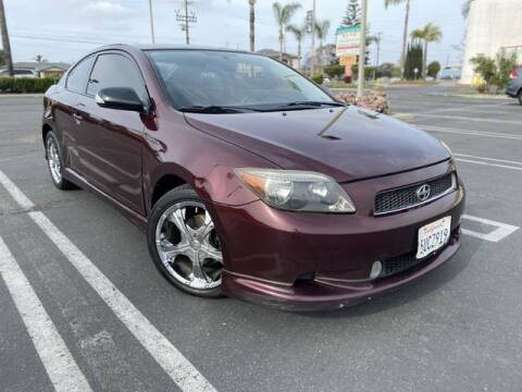 2006 Scion tC for sale at Beach Auto Group LLC in Midway City CA