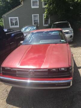 1988 Oldsmobile Toronado for sale at Carlisle Cars in Chillicothe OH