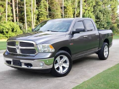 2014 RAM Ram Pickup 1500 for sale at M & A Motors LLC in Marietta GA