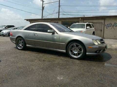 2006 Mercedes-Benz CL-Class for sale at Primetime Auto in Corpus Christi TX
