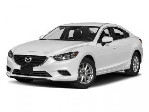 2017 Mazda MAZDA6 for sale at DON'S CHEVY, BUICK-GMC & CADILLAC in Wauseon OH