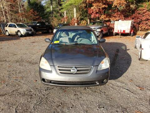 2004 Nissan Altima for sale at 1st Priority Autos in Middleborough MA