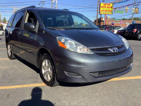 2006 Toyota Sienna for sale at Active Auto Sales in Hatboro PA