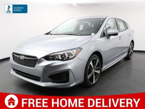 2018 Subaru Impreza for sale at Florida Fine Cars - West Palm Beach in West Palm Beach FL