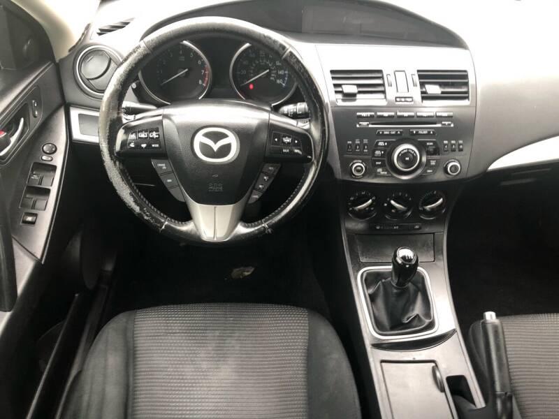 2012 Mazda MAZDA3 i Touring 4dr Sedan 6M - Roselle NJ