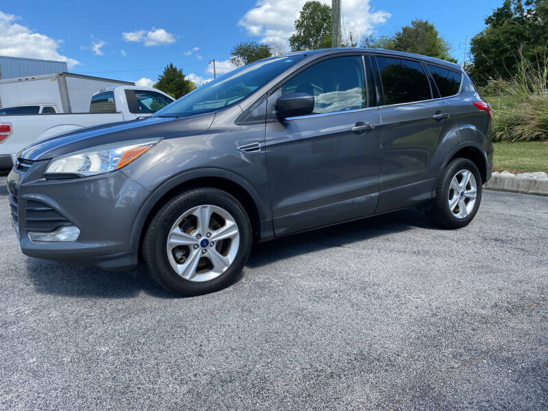 2013 Ford Escape for sale at K & P Used Cars, Inc. in Philadelphia TN