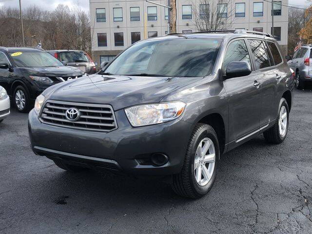 2010 Toyota Highlander for sale at All Star Auto  Cycle in Marlborough MA
