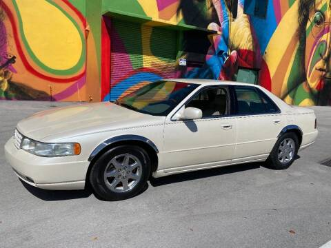2002 Cadillac Seville for sale at BIG BOY DIESELS in Ft Lauderdale FL