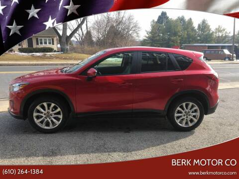 2014 Mazda CX-5 for sale at Berk Motor Co in Whitehall PA