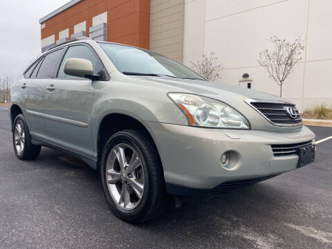 2006 Lexus RX 400h for sale at ELAN AUTOMOTIVE GROUP in Buford GA