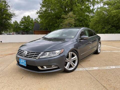 2013 Volkswagen CC for sale at Crown Auto Group in Falls Church VA