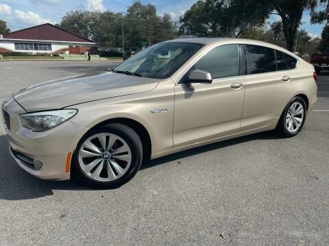 2010 BMW 5 Series for sale at CHECK  AUTO INC. in Tampa FL