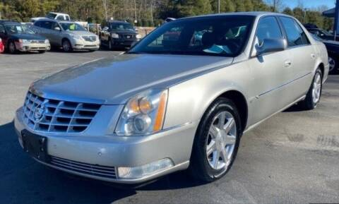 2006 Cadillac DTS for sale at JacksonvilleMotorMall.com in Jacksonville FL