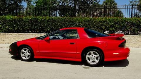 1995 Pontiac Firebird for sale at Premier Luxury Cars in Oakland Park FL