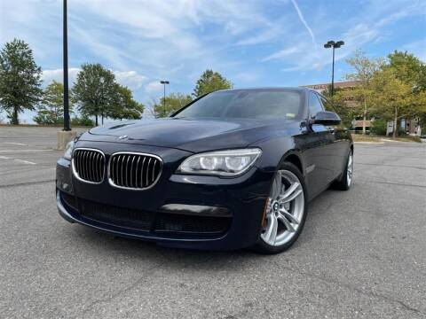 2013 BMW 7 Series for sale at Crown Auto Group in Falls Church VA
