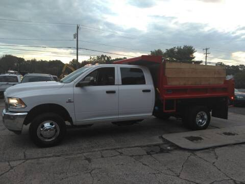 2017 RAM Ram Chassis 3500 for sale at Guilford Auto in Guilford CT
