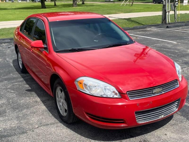 2011 Chevrolet Impala for sale at Hadi Motors in Houston TX