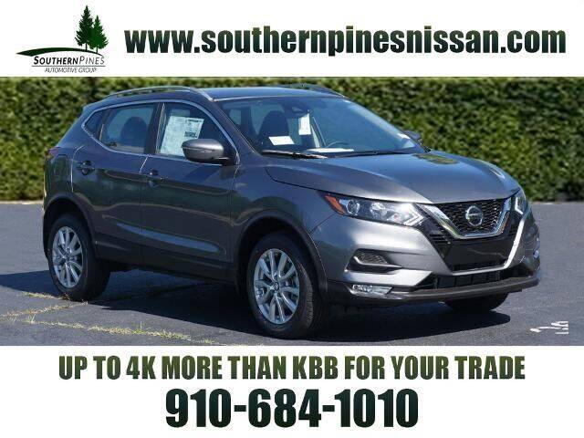 2021 Nissan Rogue Sport for sale in Southern Pines, NC
