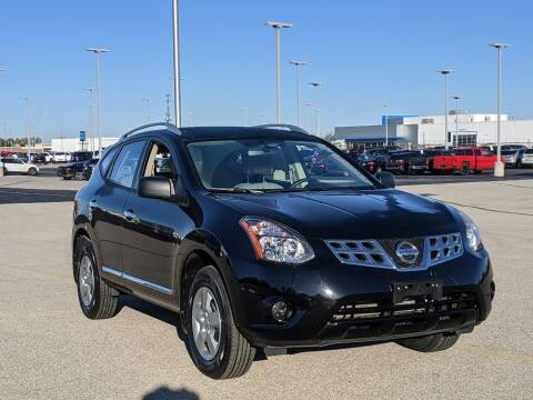 2015 Nissan Rogue Select for sale at Gandrud Dodge in Green Bay WI