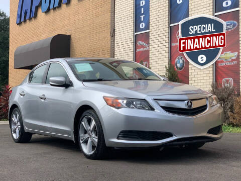 2014 Acura ILX for sale at Auto Imports in Houston TX