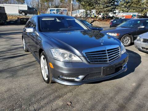 2010 Mercedes-Benz S-Class for sale at MX Motors LLC in Ashland MA