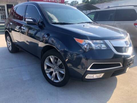 2013 Acura MDX for sale at Empire Automotive Group Inc. in Orlando FL