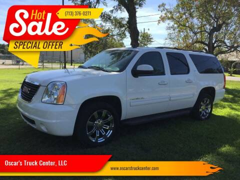 2013 GMC Yukon XL for sale at Oscar's Truck Center, LLC in Houston TX