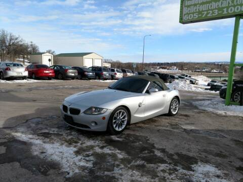 2005 BMW Z4 for sale at Independent Auto in Belle Fourche SD