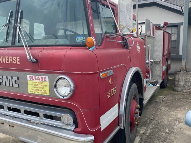 1989 Ford C-8000 for sale at A-1 Auto Broker Inc. in San Antonio TX