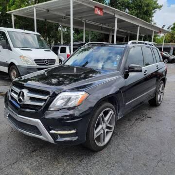 2013 Mercedes-Benz GLK for sale at America Auto Wholesale Inc in Miami FL