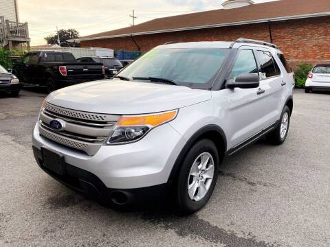 2013 Ford Explorer for sale at Dijie Auto Sale and Service Co. in Johnston RI