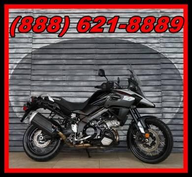 2018 Suzuki V-Strom for sale at AZautorv.com in Mesa AZ