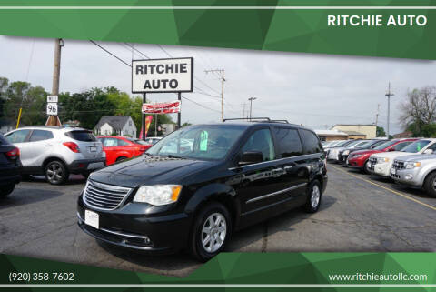 2011 Chrysler Town and Country for sale at Ritchie Auto in Appleton WI