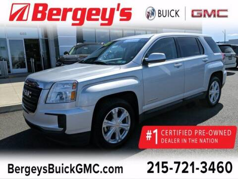 2017 GMC Terrain for sale at Bergey's Buick GMC in Souderton PA