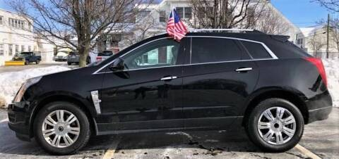2012 Cadillac SRX for sale at Ataboys Auto Sales in Manchester NH