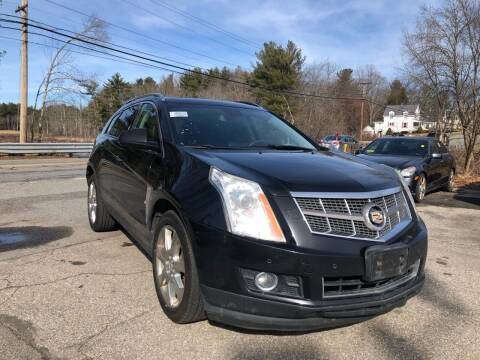 2012 Cadillac SRX for sale at Royal Crest Motors in Haverhill MA