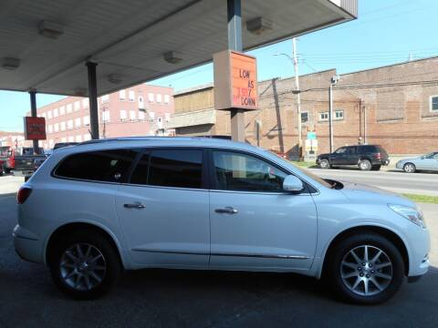 2017 Buick Enclave for sale at River City Auto Center LLC in Chester IL