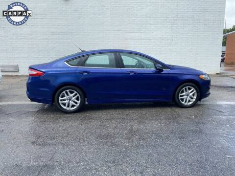2013 Ford Fusion for sale at Smart Chevrolet in Madison NC