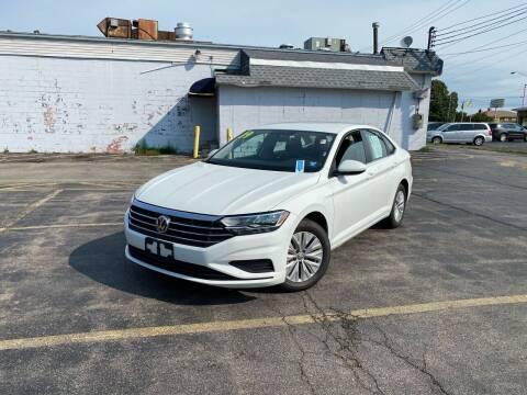 2019 Volkswagen Jetta for sale at Santa Motors Inc in Rochester NY