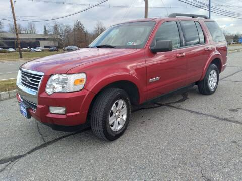 2008 Ford Explorer for sale at Jan Auto Sales LLC in Parsippany NJ
