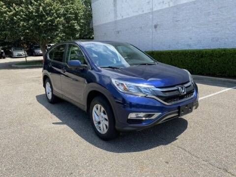 2016 Honda CR-V for sale at Select Auto in Smithtown NY