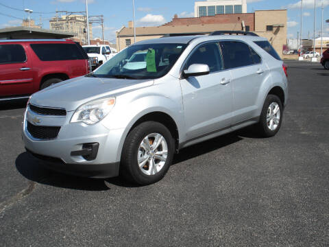 2010 Chevrolet Equinox for sale at Shelton Motor Company in Hutchinson KS
