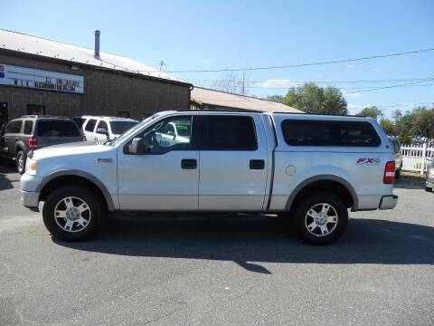 2005 Ford F-150 for sale at All Cars and Trucks in Buena NJ