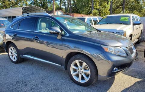 2010 Lexus RX 350 for sale at Rodgers Enterprises in North Charleston SC