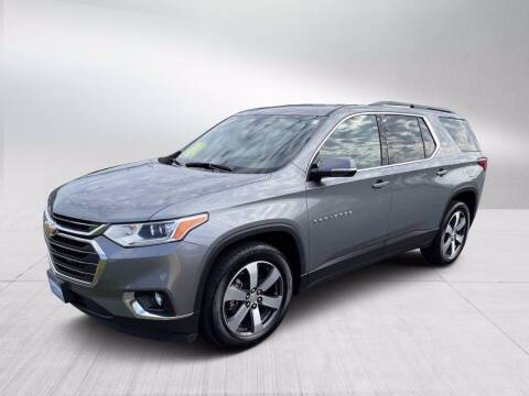 2019 Chevrolet Traverse for sale at Fitzgerald Cadillac & Chevrolet in Frederick MD