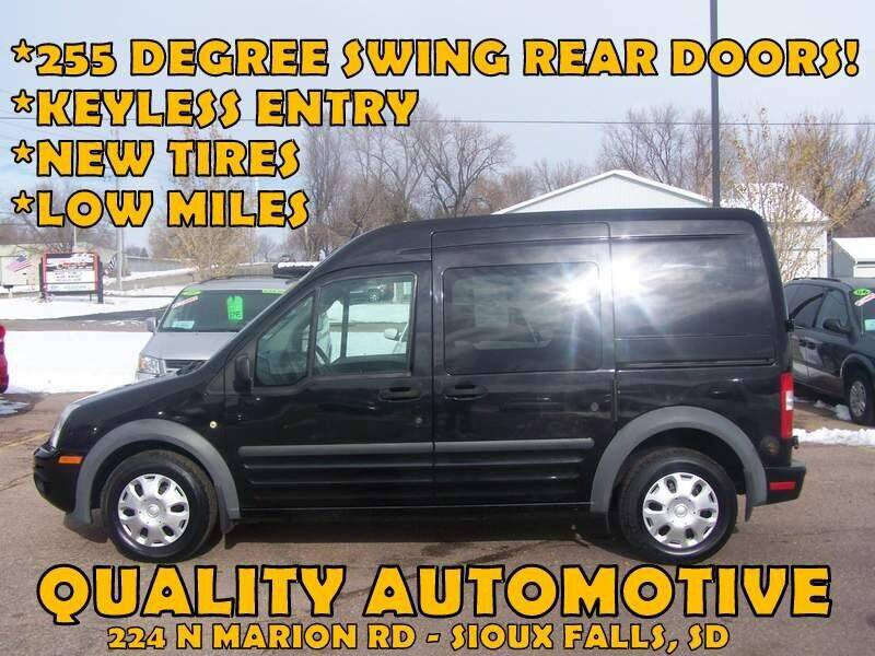 2013 Ford Transit Connect for sale at Quality Automotive in Sioux Falls SD