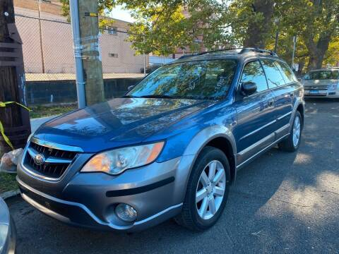 2008 Subaru Outback for sale at DEALS ON WHEELS in Newark NJ
